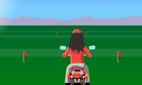 Conduite d'une moto