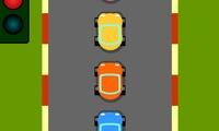 Mini jeu de course de voitures