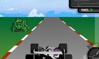 Course solitaire de formule 1