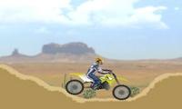 Faire du motocross