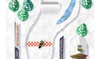 Jeu de conduite de ski doo