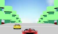 Conduire une voiture en 3D
