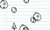 Astéroïde en papier