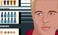 Maquiller et coiffer un garçon