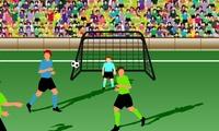Jeu de foot pour filles