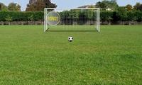 Entrainement de football