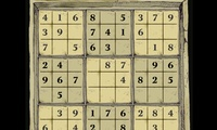 Sudoku de pierre