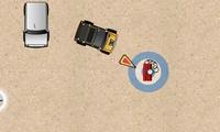 Desactiver des bombes en voiture