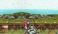 Cascade en motocross