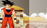 Habillage dragon ball z