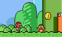 Super Mario Starroad Demo
