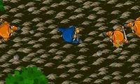 Ninja contre des ninjas