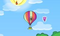 Diriger une montgolfière