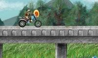 Faire de la motocross