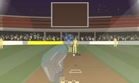 Frapper des balles au baseball