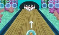 Poisson bowling