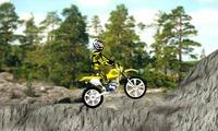 Motocross en montagne
