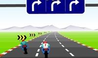 Course de moto gratuite