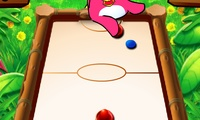 Jeux d'air hockey