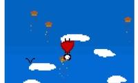 Sky Diving Man
