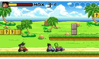 Dragon Ball Z - Course en Kart