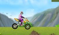 Cascade en moto, skate et quad