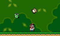 Super Mario Pong 2