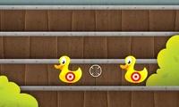 Tirer sur des canards
