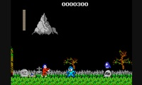 Megaman Vs Ghosts'n Goblins