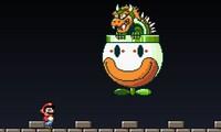 Mario contre Bowser