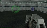 Tuer des aliens en 3D