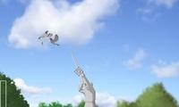 Tir sur des pigeons