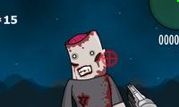 Jeu de tir sur des zombies en 3D