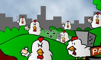Guerre entre poulets