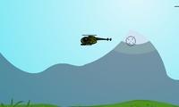 Tirer sur les hélicoptères