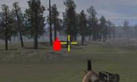 Entrainement au tir 3D
