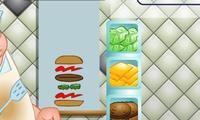 Faire des hamburgers