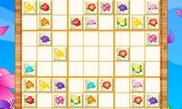 Sudoku fleur