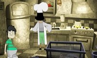 Docteur Ku - La cuisine