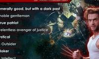 Quel personnage de Marvel êtes-vous ?