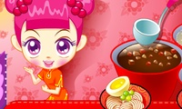 Jeux de restaurant chinois