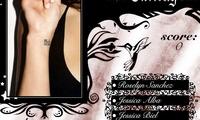 Quiz de tatouages célèbres 4