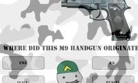 Quiz sur les armes 2