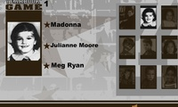 Celebrity Yearbook Game