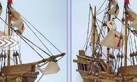 Différences bateau