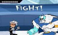 Danny Fantôme combat