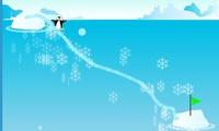Pingouin au pôle nord