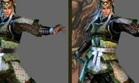 Différences - Dynasty Warriors