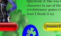 Quiz de jeux vidéo basique