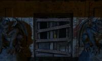 Escape dans une maison hantée
